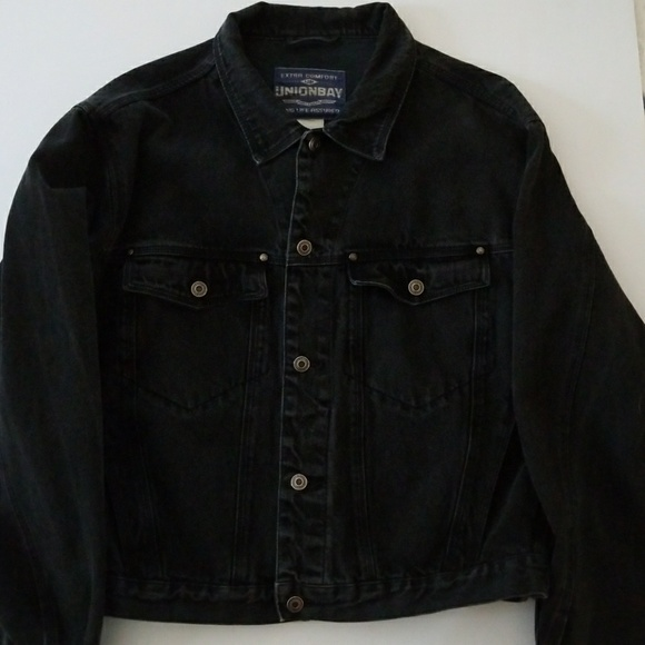 59caac800 Mens Vintage UnionBay black